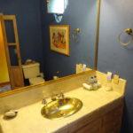 Pablo Picasso bathroom