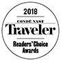 conde nast reader's choice awards logo