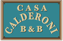 casa calderoni bed & breakfast logo